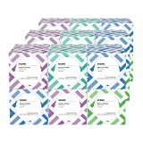 Amazon Brand - Solimo Facial Tissues with Lotion, 75 Tissues per Box (18 Cube Boxes)