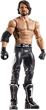 WWE AJ Styles Figurine Séries Basiques 2017