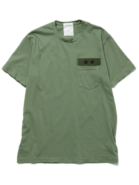 Amazon.co.jp: (レイビームス) Ray BEAMS JF×Ray BEAMS / 別注 ARMY スター Tシャツ 61041779740: 服&ファッション小物
