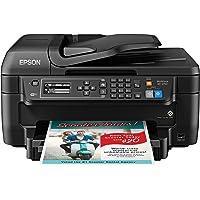 Epson WorkForce WF-2750 Monochrome Inkjet All-in-One Printer with Duplex