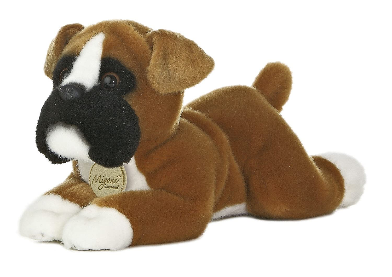 Boxer Dog Stuffed Animals Inches Boxer Stuffed Dog