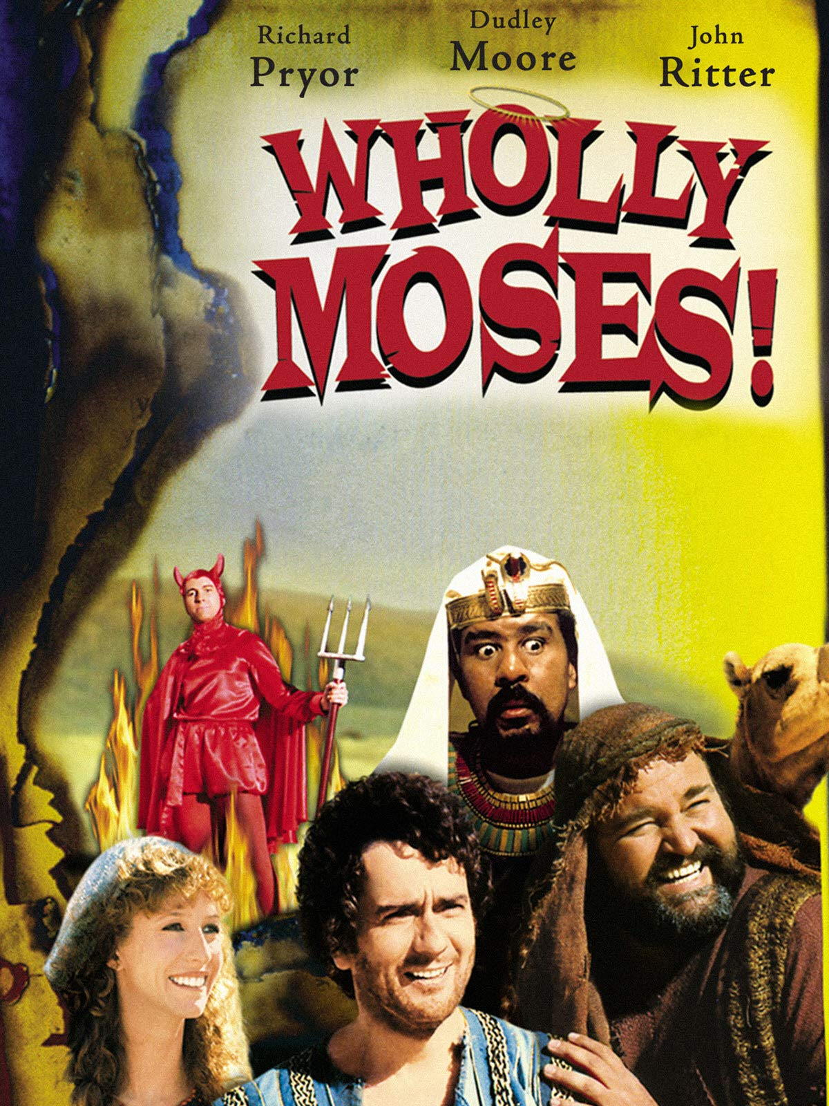 Wholly Moses on Amazon Prime Video UK