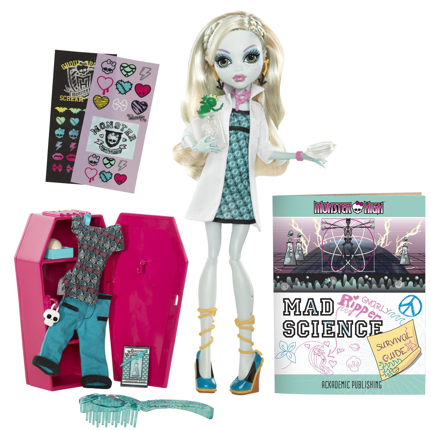 Monster High Lagoona Blue Dolls Monster High Lagoona Blue Doll