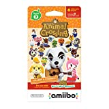Nintendo Animal Crossing Cards - Series 2 (Pack of 6 cards) (Color: Amiibo Cards)