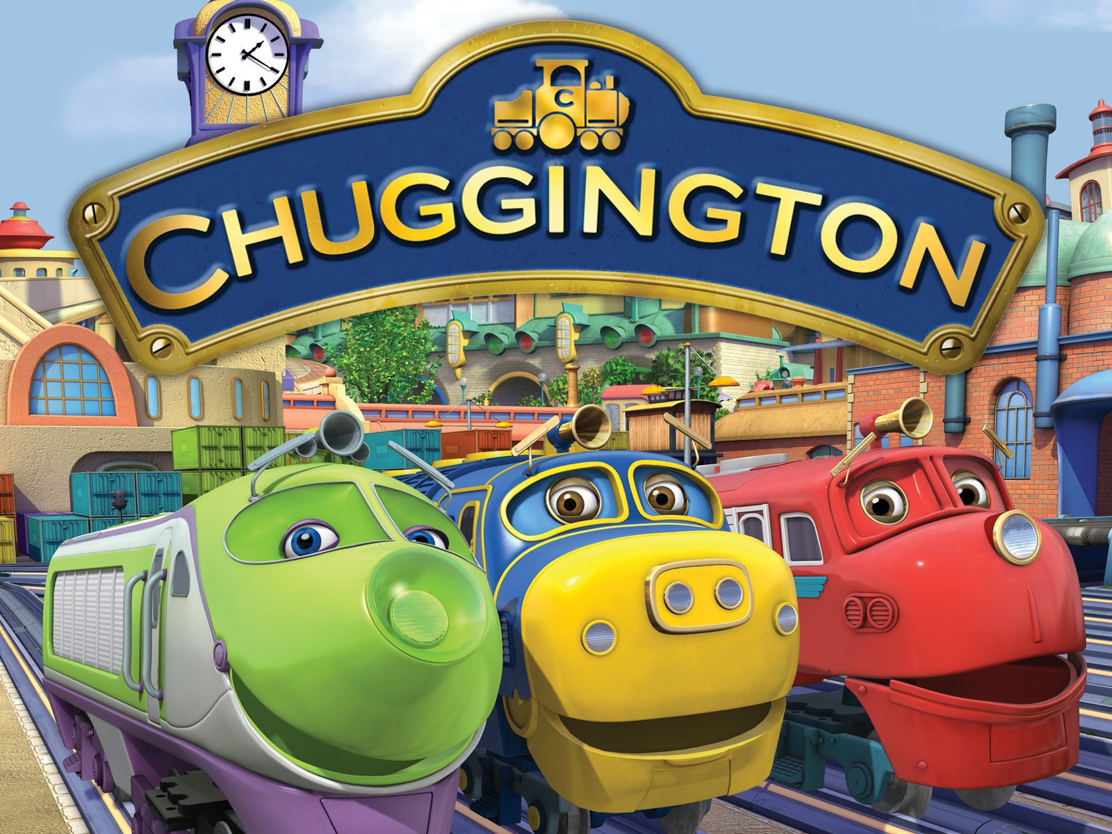 Chuggington - Season 2