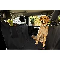 Gorilla Grip Non-Slip Waterproof Car Seat Protector for Pets (Black)