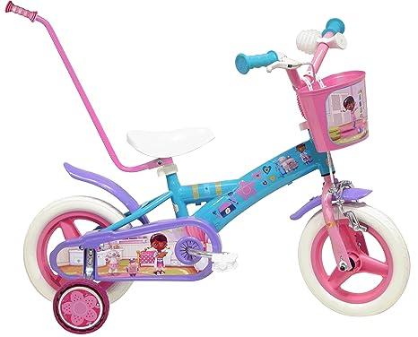 """Vélo 10"""" Doc McStuffins officiel"""
