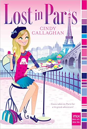 Lost in Paris (mix) written by Cindy Callaghan
