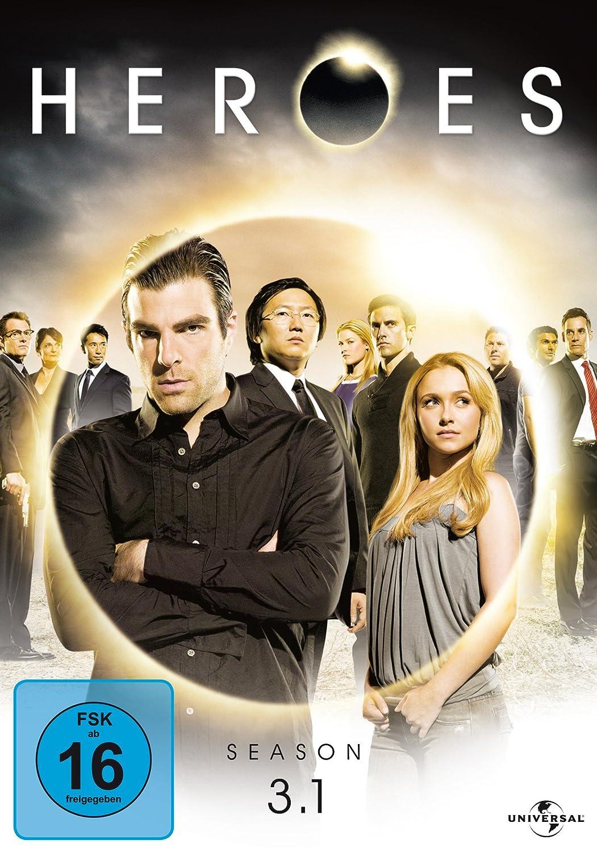 Heroes - Season 3.1 (3 DVDs) für 10,88€