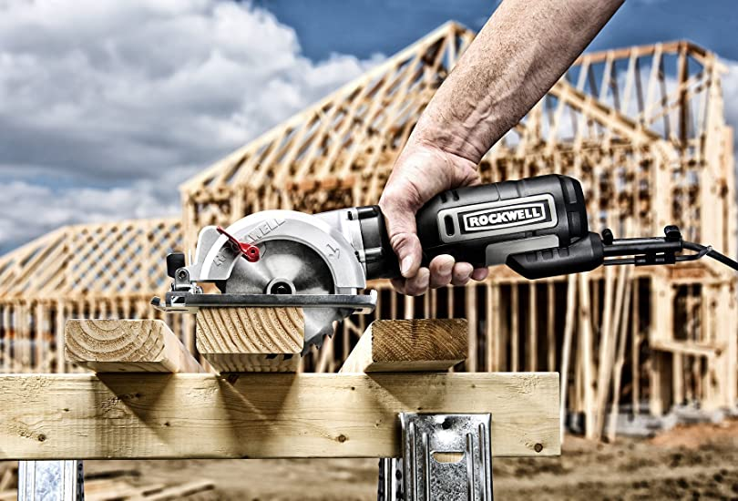 Rockwell RK3441K Circular Saw Review