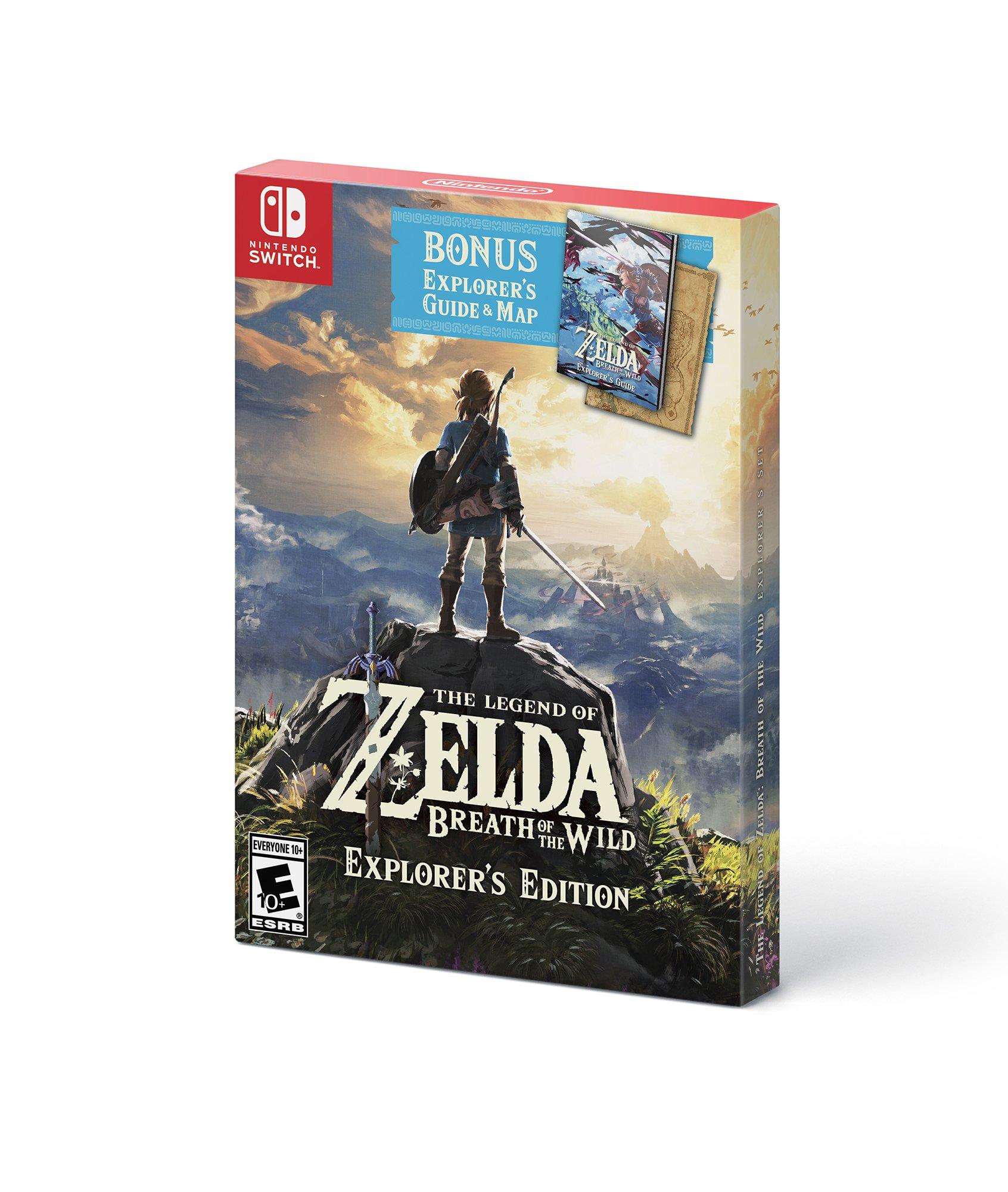 Zelda Breath Wild