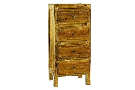 Antique Revival Lucia Rustic Dresser, natural
