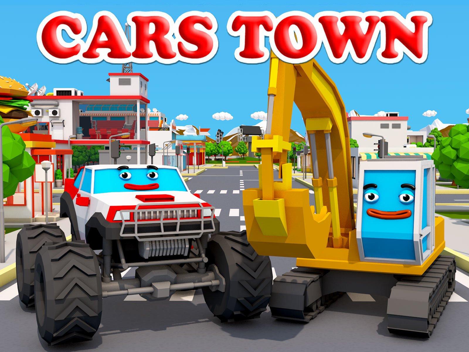 Cars Town - Season 2