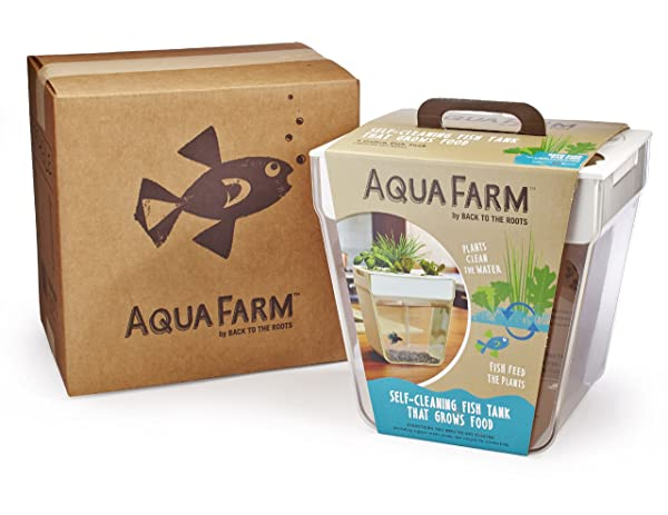 Back to the Roots AquaFarm v2 Unboxing Review