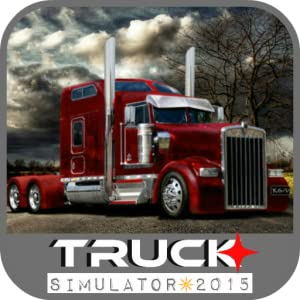 Truck Simulator 2015 from EliteApps