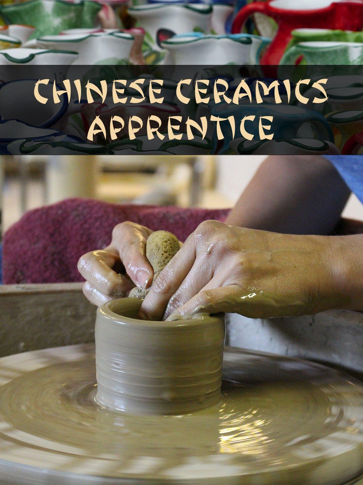 Chinese Ceramics Apprentice on Amazon Prime Video UK