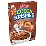 Kellogg's Cocoa Krispies, Breakfast Cereal, Made with Real Chocolate, 15.5 oz Box(Pack of 4) (Tamaño: 15.5oz(Pack of 4))