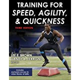 Training for Speed, Agility, and Quickness-3rd Edition (Color: Black)