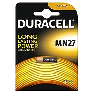 Duracell - Pila especial para alarmas y mandos a distancia   Comentarios de clientes y más Descripción