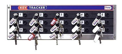 Clave Tracker Sistema Mecánico Junta de Peg–seguimiento de sus llaves... 15 Peg Board