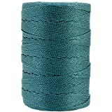 Iris 18-478 Nylon Crochet Thread, 197-Yard, Teal (Color: Teal)