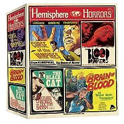 Hemisphere Box of Horrors [Blu-ray]