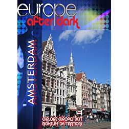 Europe After Dark  Amsterdam [Blu-ray]