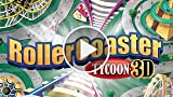 CGRundertow ROLLERCOASTER TYCOON 3D for Nintendo 3DS...