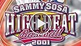 CGR Undertow - SAMMY SOSA HIGH HEAT BASEBALL 2001...