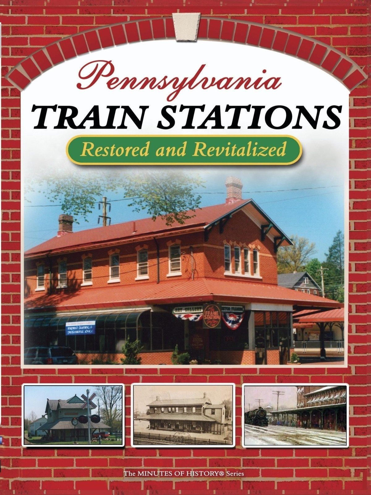 Pennsylvania Train Stations