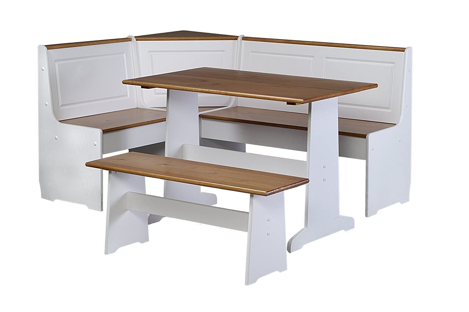 Kitchen table with bench Dining table and bench set
