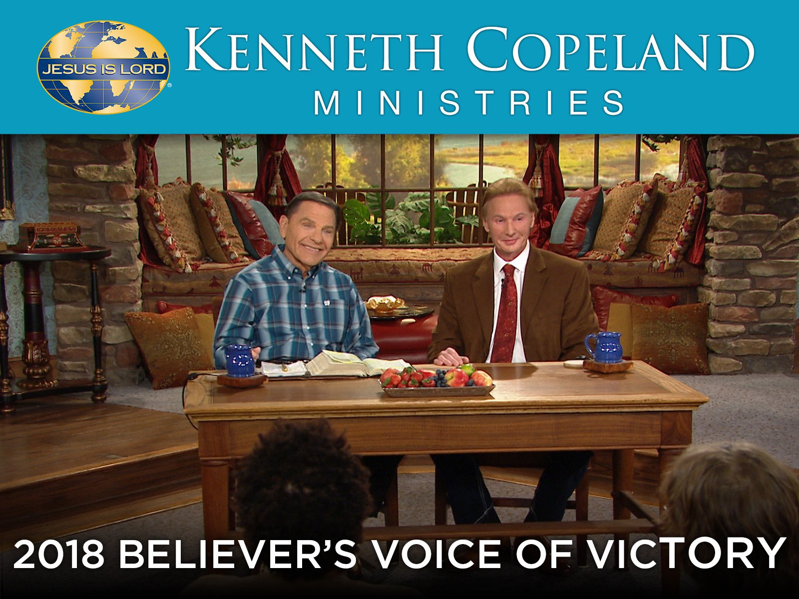 Kenneth Copeland 2018 - Season 6