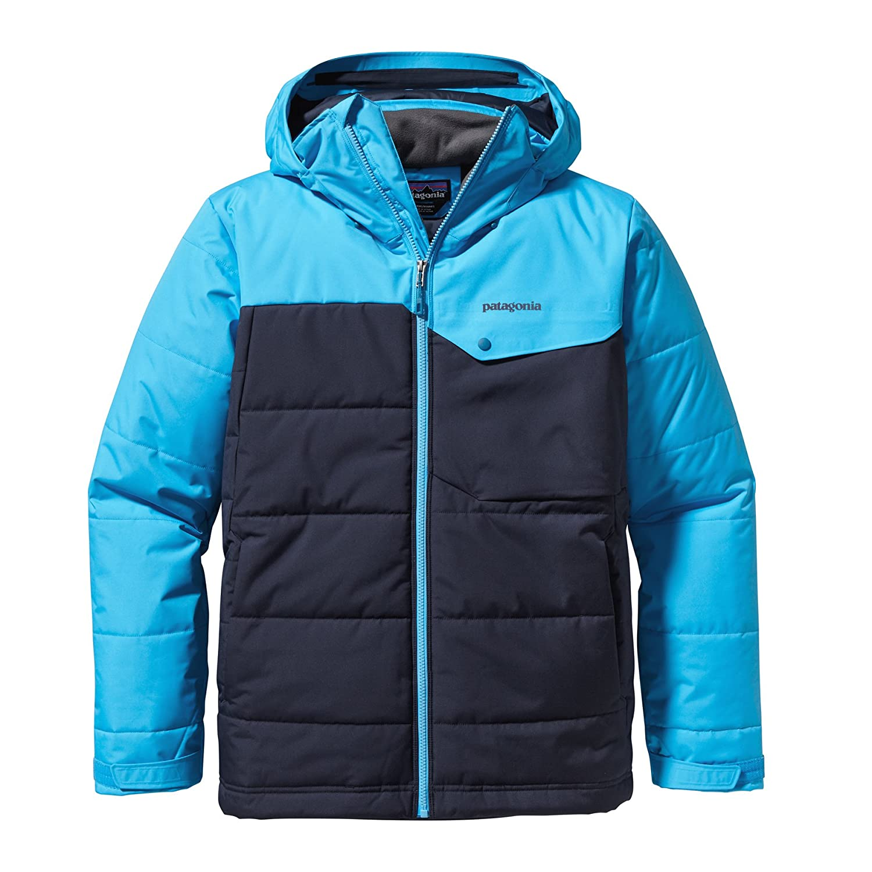 Patagonia M Rubicon Jacket - Electron Blue - - Isolierte robuste Herren Recco® Wintersport Jacke