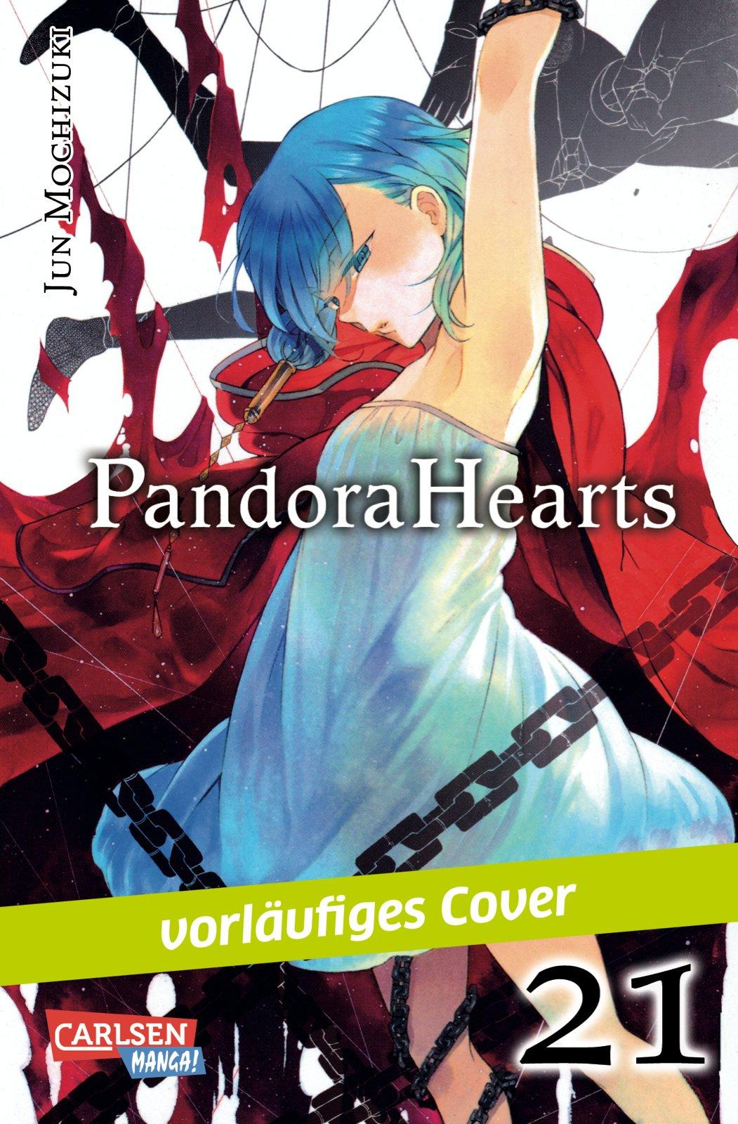 Pandora Hearts, Band 21