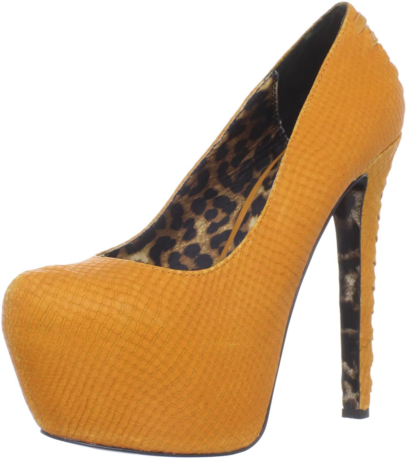 Betsey Johnson Women's Bethanii Platform Pump
