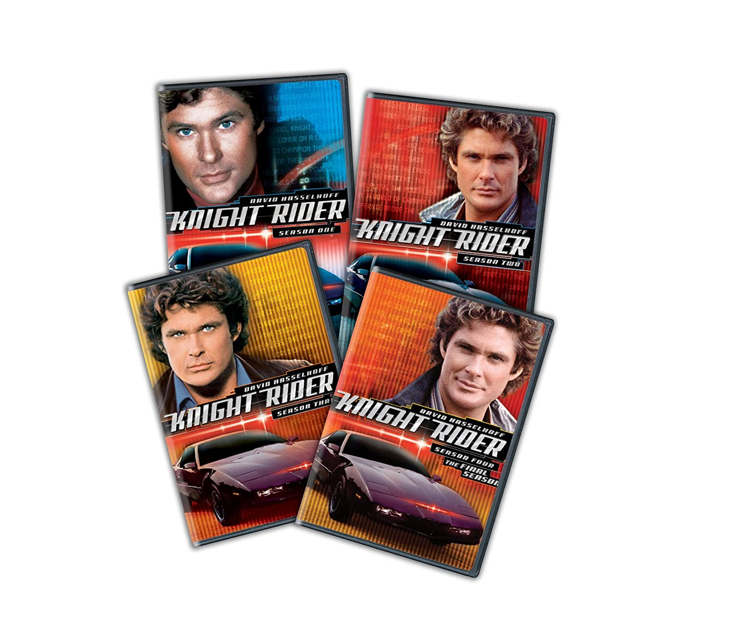 Knight Rider:  The Complete Series 	$52.49