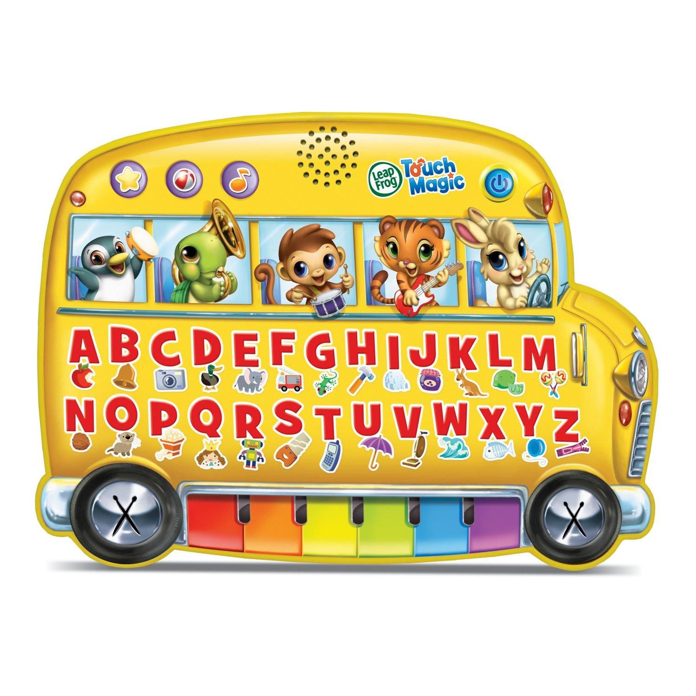 LeapFrog Learning Bus