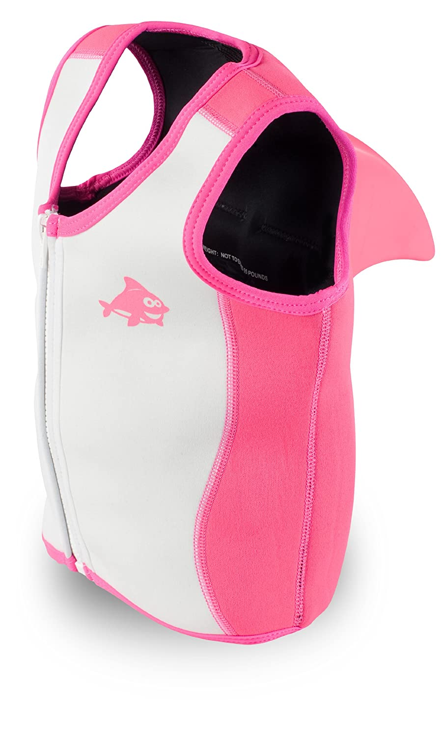 Swimways Sea Squirts Dolphin Swim Assist Vest