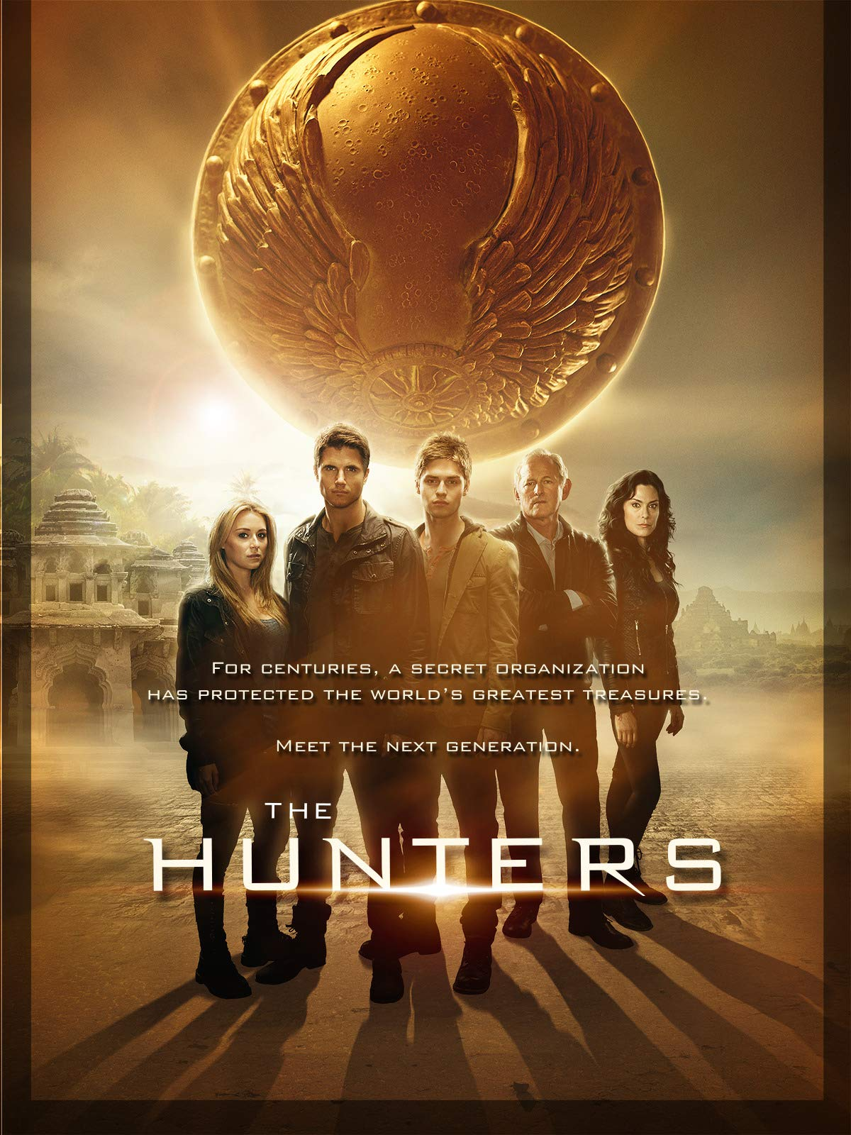 The Hunters on Amazon Prime Video UK