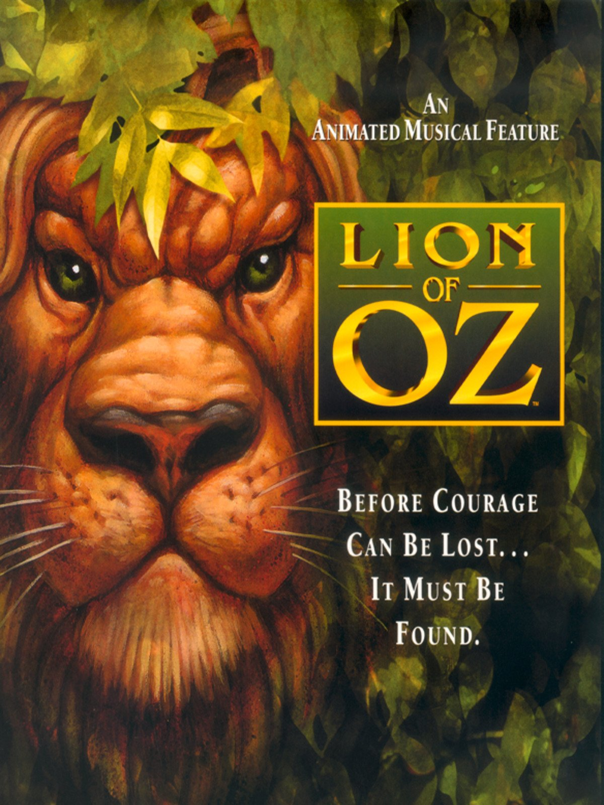 Lion of Oz on Amazon Prime Instant Video UK