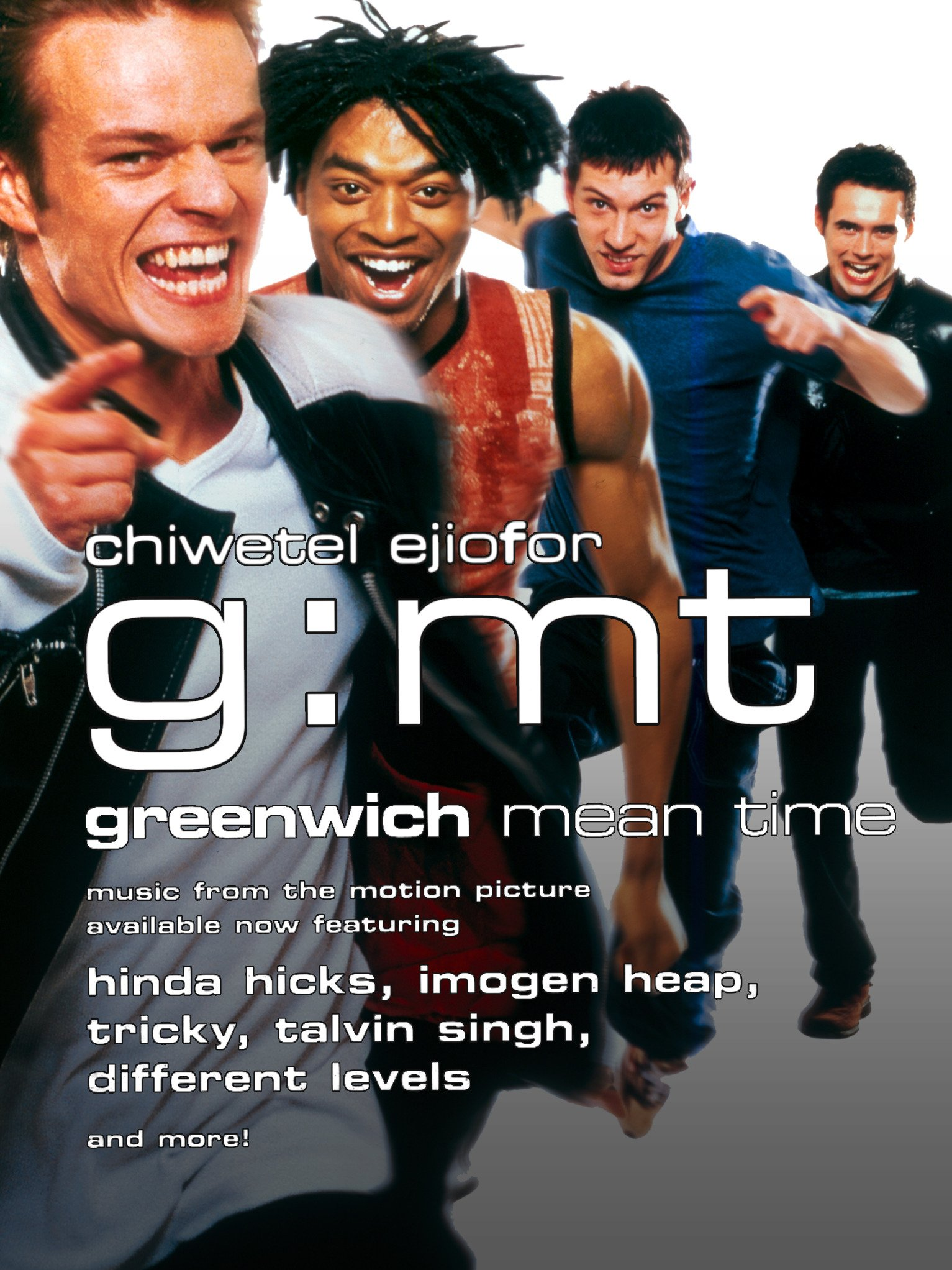 Greenwich Mean Time on Amazon Prime Instant Video UK