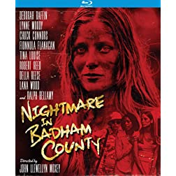 Nightmare in Badham County [Blu-ray]