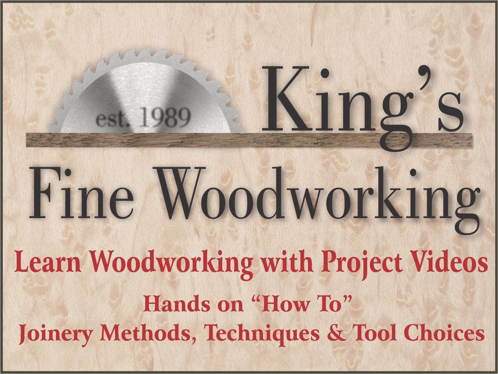 Kings Fine Woodworking