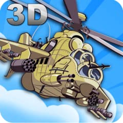 Helicopter Flight 3D Simulator