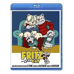 Fritz the Cat [Blu-ray]