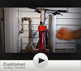 Amazon Com Blackburn Mars 4 0 Bicycle Taillight Bike