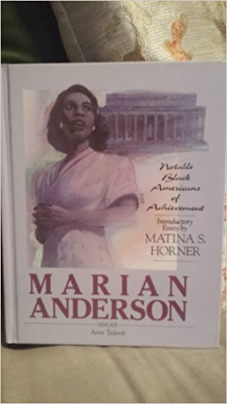 Marian Anderson (American Women of Achievement) (Notable Black Americans of Achievement)