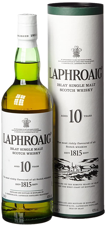 Laphroaig10JahreIslaySingleMaltScotch