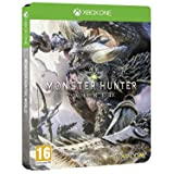 Monster Hunter World Steel Book Edition (Xbox One)