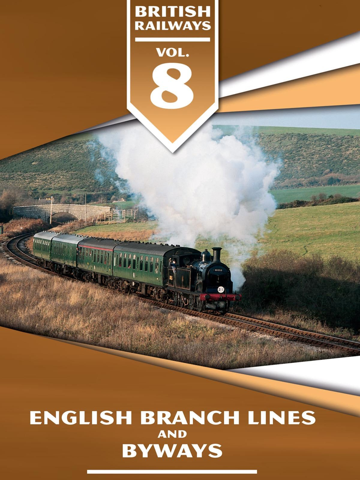 British Railways Volume 8: English Branch Lines and Byways